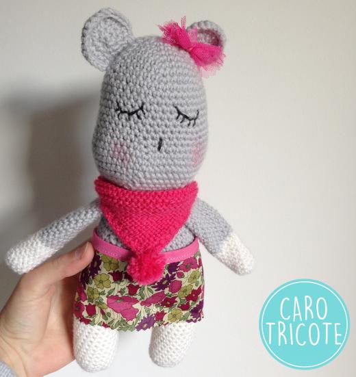 Petite Souris - Tendre Crochet