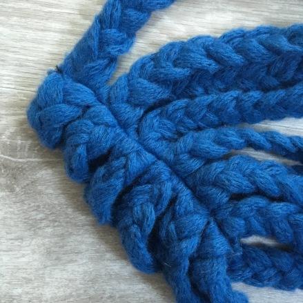 Tuto : Snood avec la laine Handy de DMC