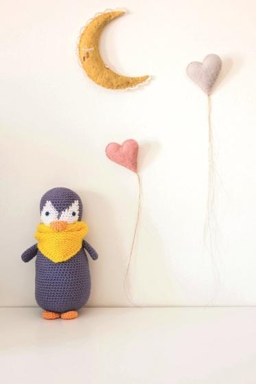 Les doudous de Caro Tricote pour Pingouin