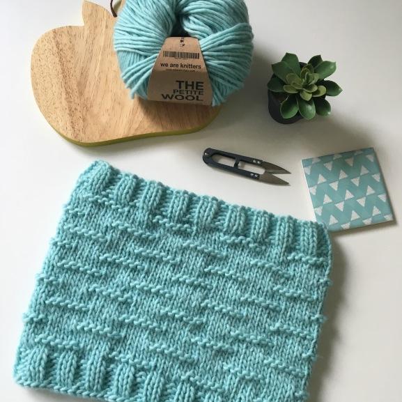 """Tuto tricot : Snood """"c'est comme sur un nuage"""" - We are Knitters"""