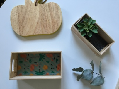 Tuto : Customiser une boîte en bois avec de la résine
