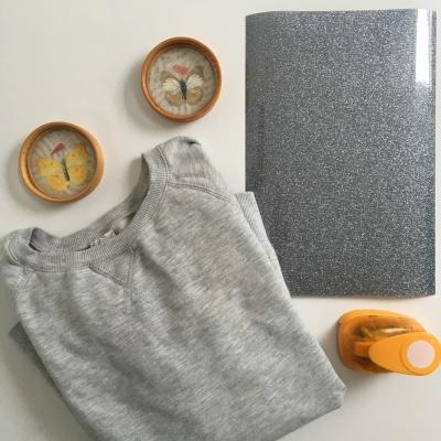 Tuto : Customiser un sweat avec du flex