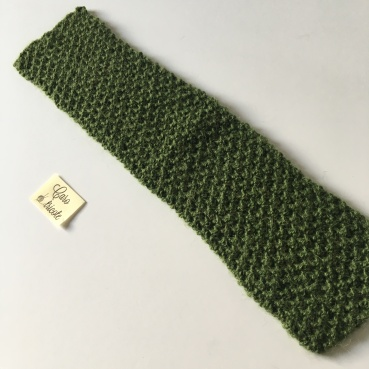 Tuto head band et snood - Tricot et crochet
