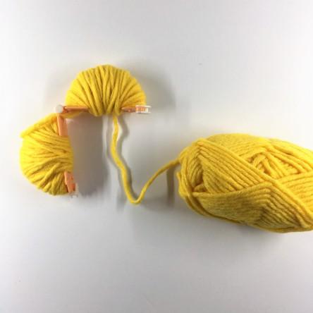 Tuto : Réaliser un bouquet de pompons